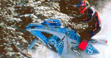 «Snow Hawk абсолютно уникальная зимняя спортивная затея» говорит Брэд Эймс из Geteway Motorsports!