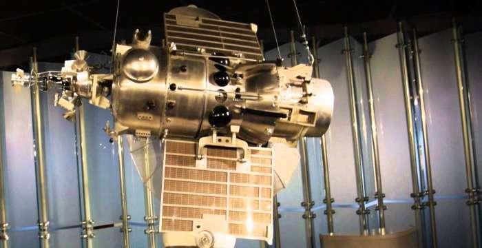 Автоматическая Межпланетная Станция АМС Марс-1