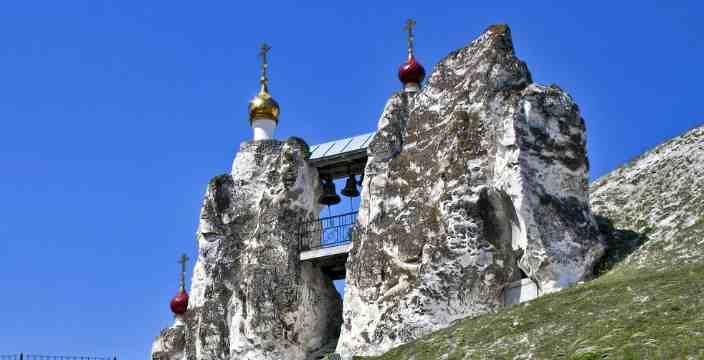 Белогорский мужской Воскресенский монастырь