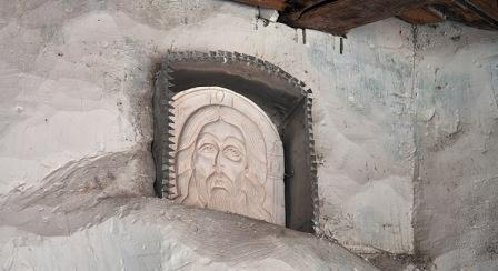 Белые горы над Доном - Воскресенский мужской монастырь