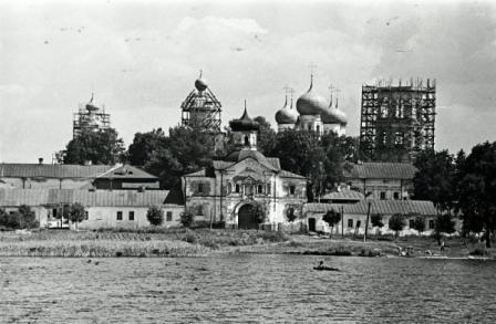 Валдайский Иверский Монастырь 1972