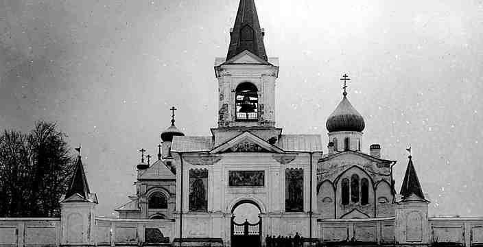 Введено-Оятский женский монастырь 1545 год