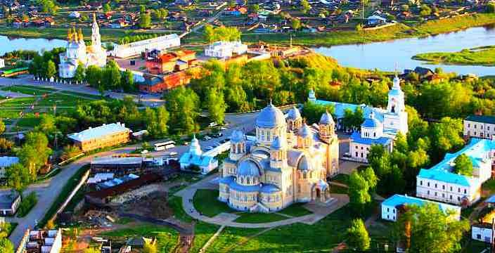 Верхотурье-Православная Столица Урала