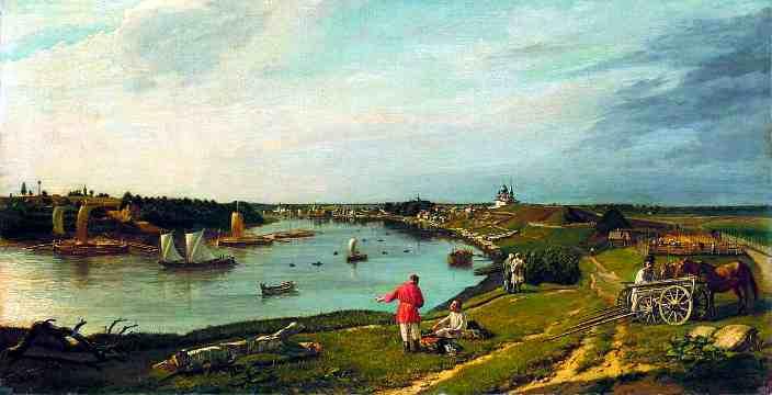 Старая Ладога – один из древнейших городов России