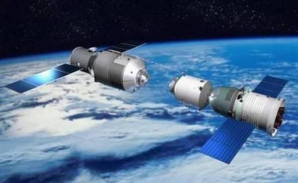 Виртуальная модель Tiangong-2