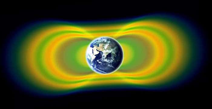 Влияние радиации на человека при межпланетных полетах. Радиационные Пояса Ван Алена