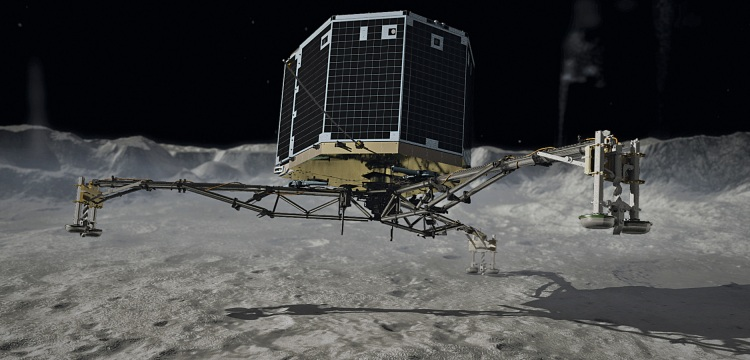 Возобновление связи с Филе намечено на завтра. Посадочный модуль Philae
