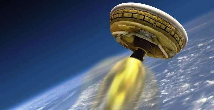 Второй полет «надувной тарелки» LDSD намечен на начало июня. Сверхзвуковое транспортное средство посадки LDSD от НАСА