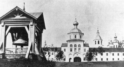 Высокая земля - Валаамский мужской монастырь. Колокол Андрей Первозванный