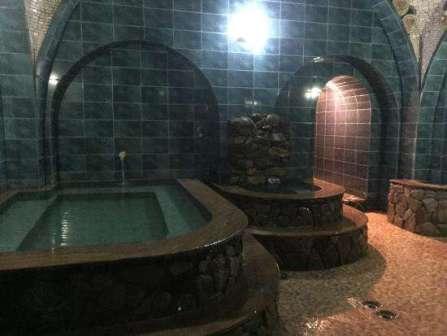 В  Тбилиси посылают в Абанотубани. Серная баня Орбелиани