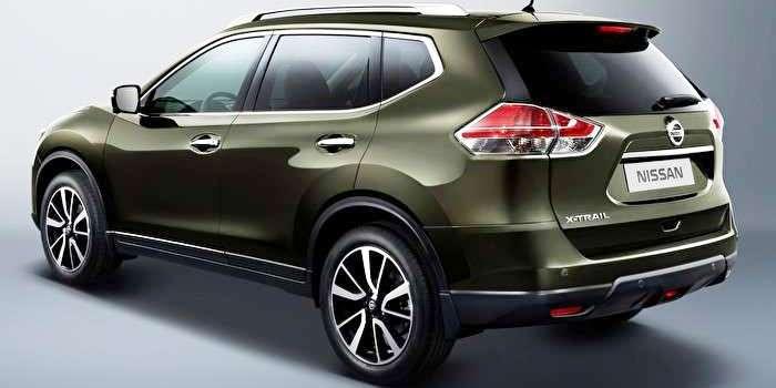 Гибрид от Nissan - X-Trail