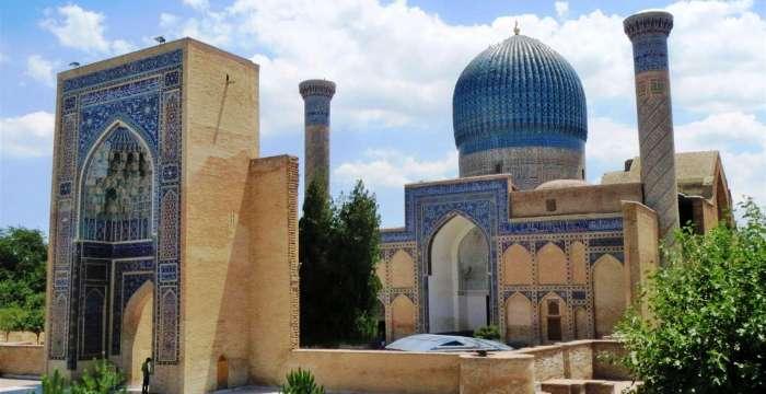 Город камень - Ташкент