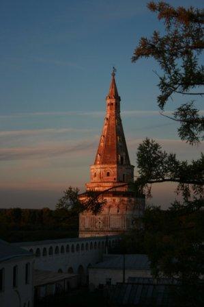 Духовный свет Иосифо-Волокаламского Успенского монастыря