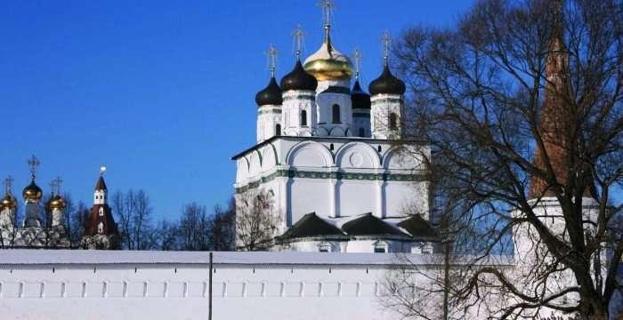 Духовный свет Иосифо-Волокаламского монастыря