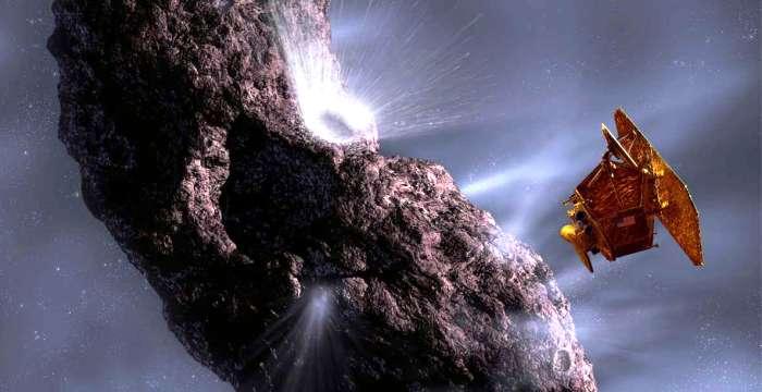 ЕКА и НАСА разрабатывают совместную миссию по полету к астероиду