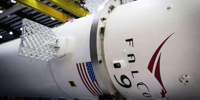 Запуск Falcon-9 с грузовиком Dragon можно признать частично успешным
