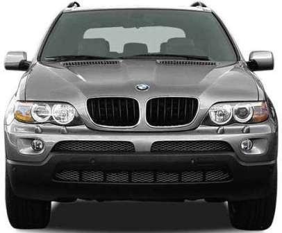 Из леса – прочь! Краткая история SUV. BMW X5