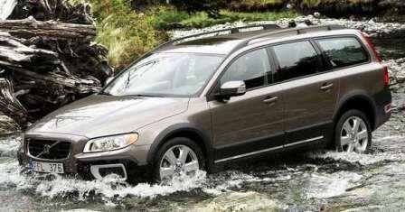 Из леса – прочь! Краткая история SUV. Volvo XC70 Cross Country