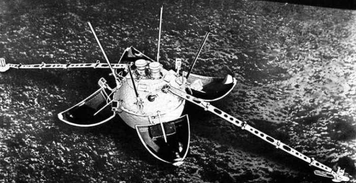Исследование. Изучение окололунного пространства с орбиты Луны Автоматическая межпланетная станция Луна-13