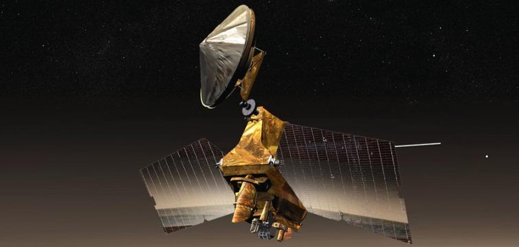 Исследователь Марса Mars Orbiter сделал 40000 витков вокруг планеты