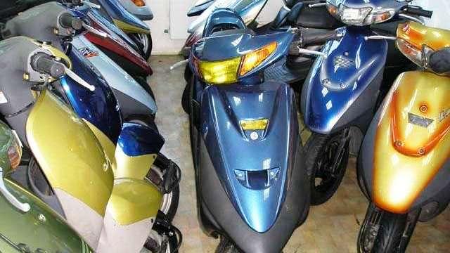 Какой скутер лучше купить, Новый Китайский или бу Японский