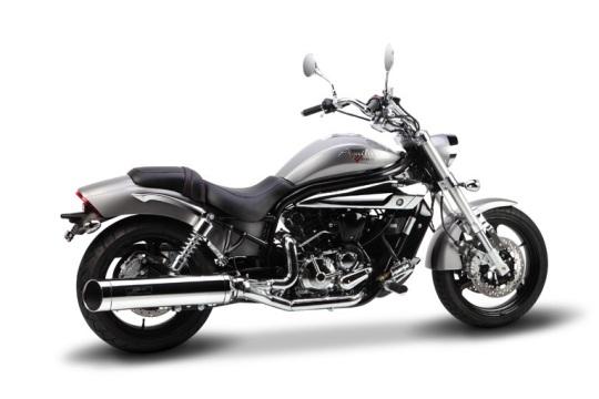Корейские мотоциклы Hyosung GV650-Aquil