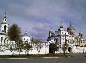 Кремль, Верхотурье, Урал
