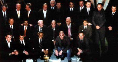 Лауреаты Золотого Мяча, очерк о каждом (1956-2009)