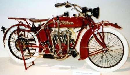 Легендарный Индеец - краткая история. На таком мотоцикле Эрвин Бейкер победил в 1911