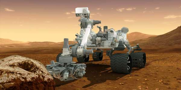 Спирит забуксовал в Марсианских зыбучих песках, а за трактором бежать далеко