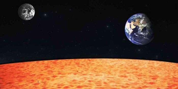 Марс. Исследование планет и их спутников.