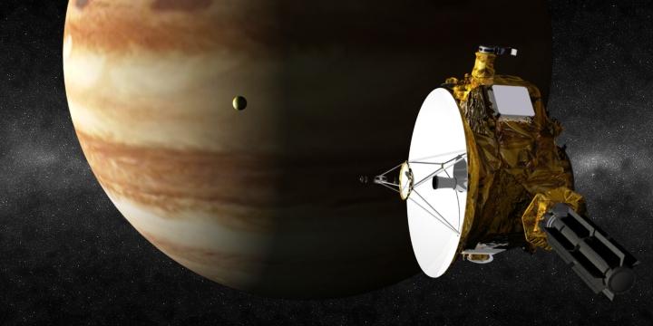 Межпланетный зонд передал новые изображения Плутона