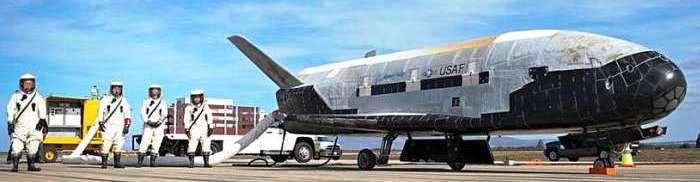 НАСА испытало новый беспилотник X-37B