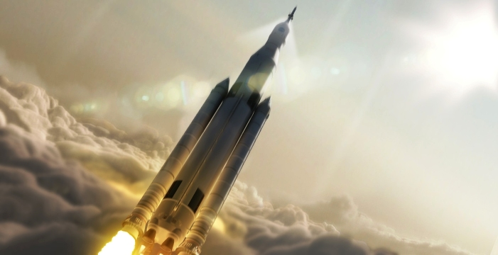 НАСА начала испытания 2-х процентной копии SLS