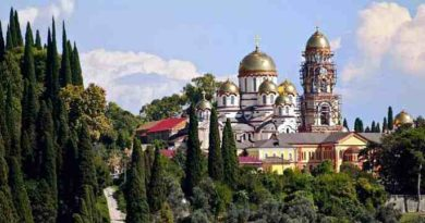 Ново-Афонский-Симоно-Кананитский-мужской-монастырь