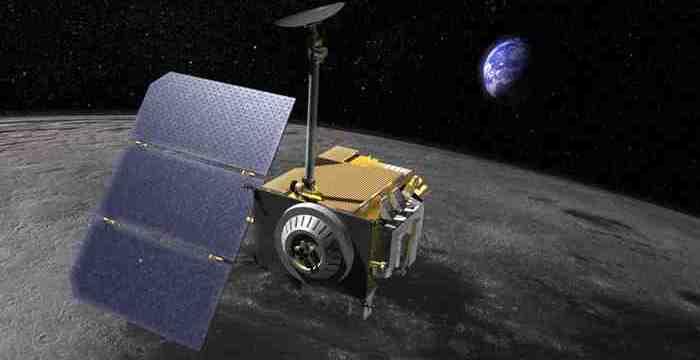Новые данные о запасах воды на Луне НАСА LRO