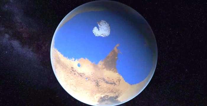 Океан на Марсе был!