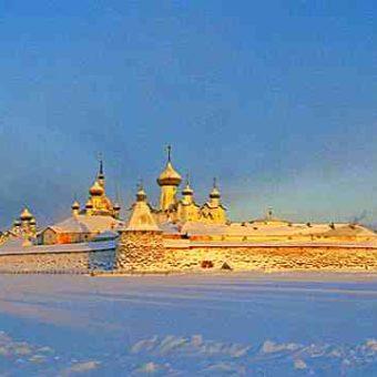 Отдых на Соловецких островах. Соловецкий Монастырь