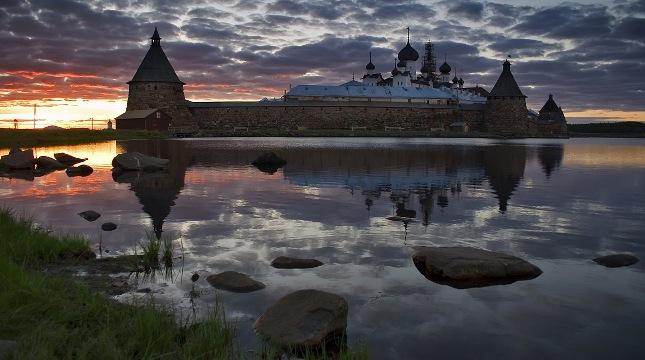 Отдых на Соловецких островах