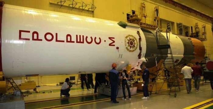О задержке ротации экипажа МКС, связанной с аварией Прогресс М-27М