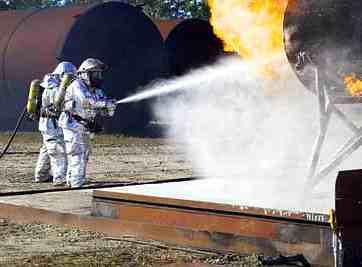 Пожарная безопасность. Учения пожарных подразделений. Чтобы избежать пожара