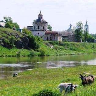 Покровский монастырь, Верхотурье, Урал
