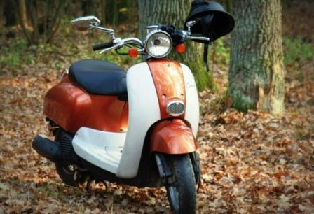 Покупка скутера, какой выбрать, бу Японский или новый Китайский