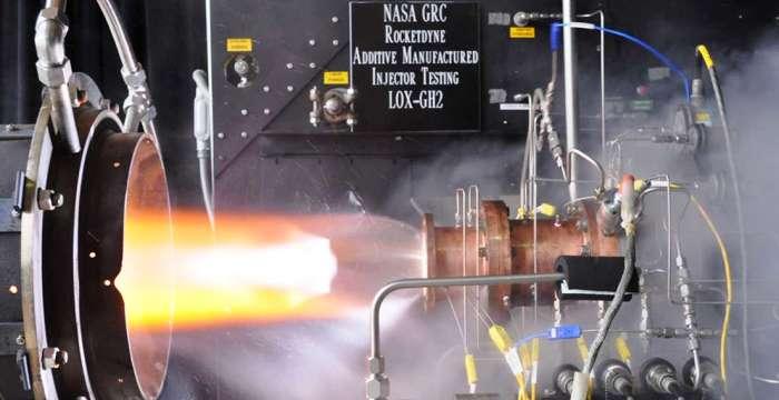 Разработка и производство ракетоносителей. Двигатель AR-1 Aerojet Rocketdyne