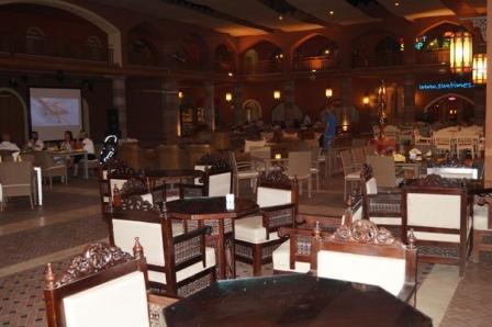 Рестораны Аля Карт Египет и Инопланетяне или как мы отдыхали в Sun wing Water World Makadi