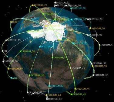 Российско-Украинско-Американскую дружбу укрепят Днепр и Iridium. Планируется увеличить количество спутников на  81