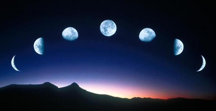 Россия планирует исследовать Луну