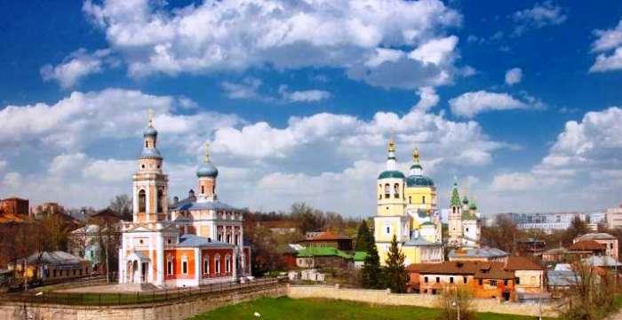 Серпухов, Героический Город и точка контрнаступления.