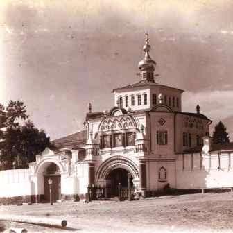 Симеоно-Аннинская церковь, Верхотурье, Урал