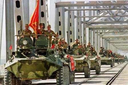 Термез Мост Дружбы Вывод Советских войск из Афганистана